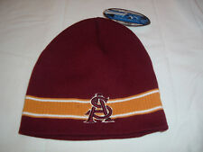 ARIZONA SUNDEVILS RIBBED KNIT HAT