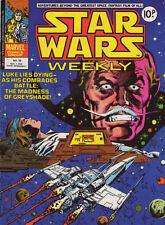 STAR WARS WEEKLY #39 - 1978 - Marvel Comics Group UK