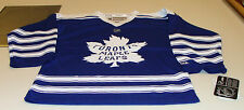 2014 Winter Classic Toronto Maple Leafs NHL Hockey Jersey Youth S/M Printed Kids