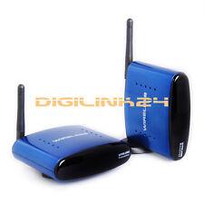 A07 5.8G Wireless AV Transmitter Empfänger Funkübertragung Sender Infrarot Kabel