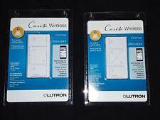 Lutron Caseta Dimmer-Two Units