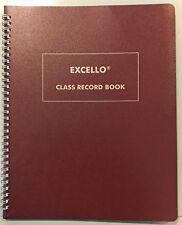 Excello Class Record Book –40 Student - New