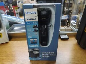 Philips S1311/82 Norelco Shaver 2500 Rechargeable Shaver Factory Sealed