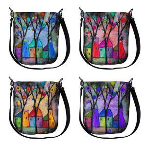 Halloween Women Shoulder Bags Print Travel Beach Crossbody Bag Gift Large