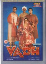 VADH - EROS BOLLYWOOD DVD - Nana Patekar, Puru Rajkumar, Anupama Verma, Nakul.