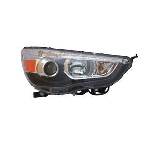 Headlight Assembly-Regular Right TYC fits 11-19 Mitsubishi Outlander Sport