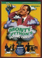 Monty Python's Flying Circus New DVD Set 4 Season 2 BBC British TV Comedy Idle