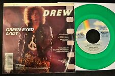 PICTURE SLEEVE David Drew MCA 53384 Green Eyed Lady and Pretty Baby EX