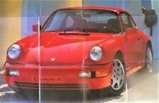 Porsche Model Range Sales Brochure, 911, 928 and 944