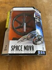 SilverLit Space Nova UFO 3-Channel All Directional Control Flying Saucer, New