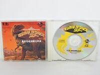 MAGICAL SAURS TOUR PC-Engine CD PCE Grafx Japan Game pe