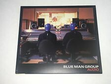Blue Man Group CD Audio Virgin Records 1999 in digipak USED