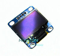"Yellow&Blue 0.96"" I2C IIC 128x64 OLED Serial LCD LED Display Module for Arduino"
