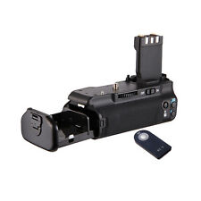 RC-5 Remote + Professional Battery Grip For Canon 500D/450D/1000D Cameras