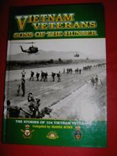 VIETNAM VETERANS Sons Of The Hunter - Stories of 104 Veterans - Maree Rowe