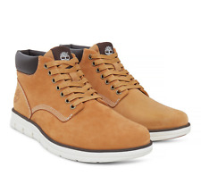 Timberland Bradstreet In Yellow Mens UK Size 7 New in Box RRP £120