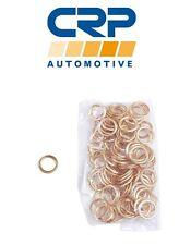 For Audi A4 VW Jetta GTI Tiguan Passat Engine Oil Drain Plug Gasket N138152 CRP