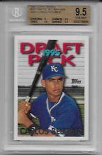 Carlos Beltran Astros 1995 Topps Traded 18T Rookie Card rC BGS 9.5 Gem Mint QTY