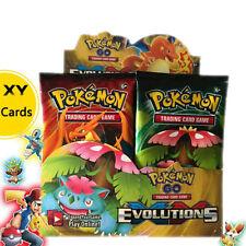Hot 324Pcs Pokemon English Edition TCG Booster Box 36 packs Cards Pocket Monster