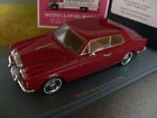 1/43 Neo rolls royce Corniche FHC rouge 44185 *