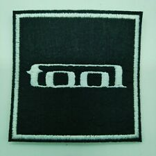 """TOOL Embroidered Iron On Patch 3 """"  BAND B"""