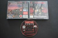 Fighting Force Game PlayStation One PS1 Good Condition No Manual Incl UK PAL
