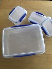 Set Of 4 Fridge Storage Boxes