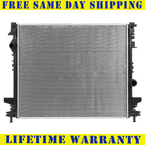 Radiator For 2015-2017 Ford Edge Lincoln MKX L4 2.0L Fast Free Shipping
