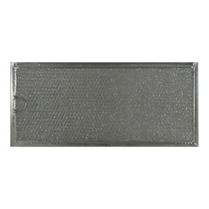 COMPATIBLE WITH GE WB06X10596 ALUMINUM MESH GREASE MICROWAVE OVEN FILTER