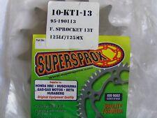 SUPERSPROX  KTM FRONT SPROCKET 13T KT1-13