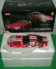 1/18 Scale 1977 Ferrari 365 GTB/4 Daytona 24H Car #64 - Kyosho High End 08165A