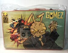 Mezco Toyz NY New York Toy Fair 2020 Exclusive One:12 1:12 Gold Gomez Lunch Box