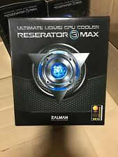 Zalman Reserator 3 MAX Water Liquid CPU Cooler 120 MM fits Intel + AMD CPU