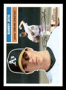 2005 Topps Heritage Baseball Base Cards #1-200: (You Pick) Buy 1, Get 1 FREE!