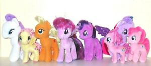 My Little Pony small plush toy SELECTION - pick your plushie pony