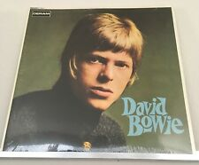 David Bowie - Self Titled Mono & Stereo First Album - RSD 2018 colored Vinyl