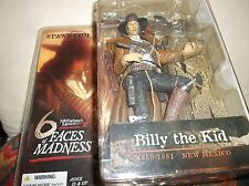 McFarlane's Monsters Billy the Kid Faces of Madness Action Figure Spawn UNOPENED