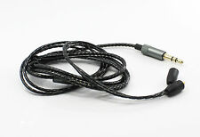 Silver Plated Replacement Headphone Cable fo Shure SE215 SE315 SE425 SE535 SE846