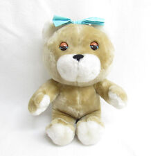 VTG 80'S HASBRO SOFTIES GOOGLIES BEAR ROLLING SLEEP EYES DOLL