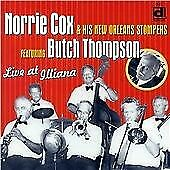 Norrie Cox And His New Orleans Stompers : Live at the Illiana CD (2002)