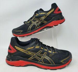 Asics GT 2000 7 Mens Running Shoes Black 12