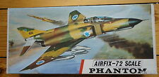 AIRFIX 1/72 PHANTOM  493  RED STRIPE  WARNING BIEN LIRE !!!!