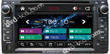 Toyota Matrix Altezza Lexus IS200 car DVD Player GPS navigation Radio Stereo TV