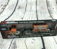 New JJ Keller 1:64 Scale Die Cast Semi Tractor Trailer Series II Ertl 2011