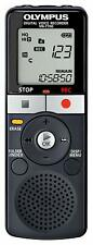 Olympus VN-7700 Non-PC Digital Recorder 2 GB for Recording up to 1100 Hrs Black.