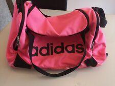 Adidas Sports Holdall Shoulder Bag Gym Bag Black