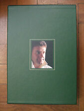 Time to Declare (Leather Edition) by Mark Taylor (HC 1999) SIGNED Box set