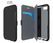 "Apple Iphone 6 6s 7 8 se 4.7"" tech21 flip case impactology book evo wallet cover"