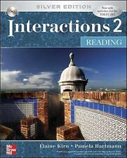 Interactions Level 2 Reading Student E-Course Stand Alone
