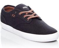 Scarpe Uomo Skate GLOBE Shoes Motley Nero Black Hemp Schuhe Chaussures Zapatos